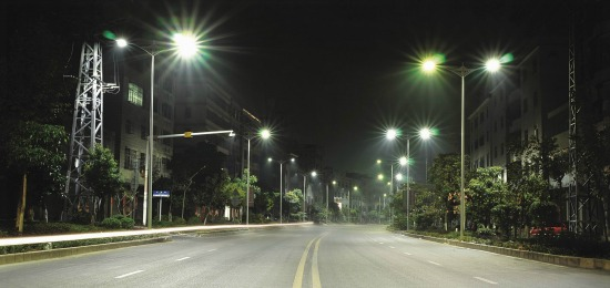 LED rasvjeta ulice